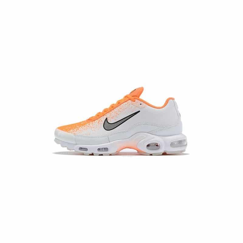 Nike Air Max Tn Plus Blanche et Orange - ibuysneakers